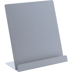 Saunders Tablet Stand or iPads and Tablets, Aluminum, Silver