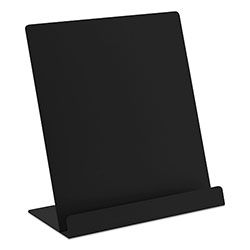 Saunders Tablet Stand or iPads and Tablets, Aluminum, Black
