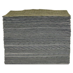 Anchor Universal Sorbent Pad, 15 in x 17 in, Heavyweight