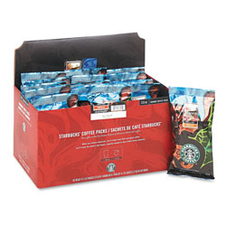 Starbucks Coffee, Caffe Verona, 2.5 oz Packet, 18/Box