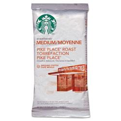 Starbucks Coffee, Pike Place, 2.5oz, 18/Box