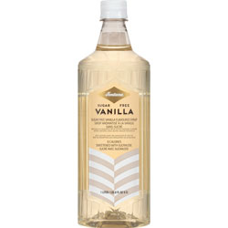 Starbucks Syrup, Vanilla, 1-Liter, Multi