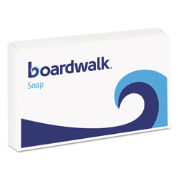 Boardwalk Face and Body Soap, Paper Wrapped, Floral Fragrance, # 3 Soap Bar, 144/Carton