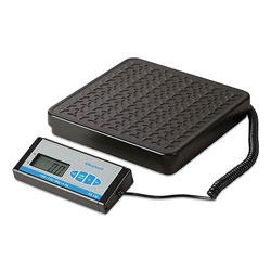 Salter Brecknell 150-lb Digital Scale, 11.7 x 2.2 Platform