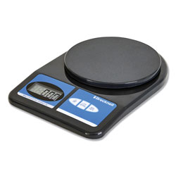 Salter Brecknell Model 311 -- 11 lb. Postal/Shipping Scale, Round Platform, 6 in dia