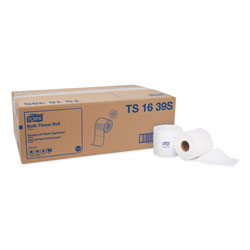 Tork Universal Bath Tissue, Septic Safe, 1-Ply, White, 1000 Sheets/Roll, 48 Rolls/Carton