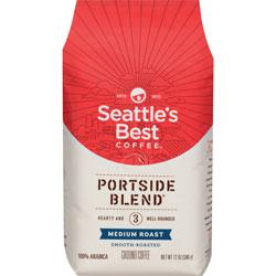 Seattle's Best® Ground Coffee, Level 3, 12 oz.