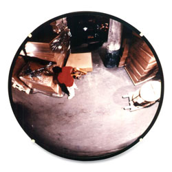 See All 160 degree Convex Security Mirror, 26 in Diameter