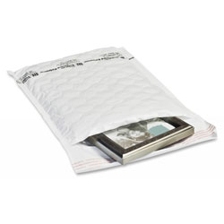 Paper Jiffy® TuffGard Extreme™ Cushioned Mailers, 9 1/2 inx14 1/2 in, White, Case of 50