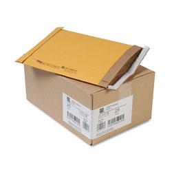 Sealed Air Jiffy Padded Mailer, #4, Paper Lining, Self-Adhesive Closure, 9.5 x 14.5, Natural Kraft, 25/Carton
