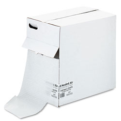 Paper Cold Seal Aircap® Bubble Wrap®, Self-Clinging Air-Cushioned, 3/16 in Thick, 12 in x 175ft