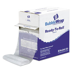 Paper Barrier Bubble Wrap® Bubble Wrap® Cushioning Material in Dispenser Box, 3/16 in Thick, 12 in x 175 ft.