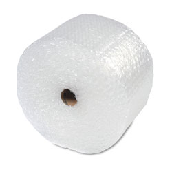 Paper Barrier Bubble Wrap® Bubble Wrap® Cushioning Material, 5/16 in Thick, 12 in x 100 ft.