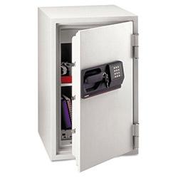 Sentry S6770 Commercial Safe, 20 1/2w x 22d x 34 1/2h, Light Gray