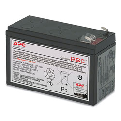 APC UPS Replacement Battery, Cartridge #2 (RBC2)
