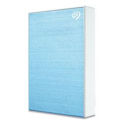 Seagate Backup Plus External Hard Drive, 4 TB, USB 2.0/3.0, Blue