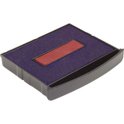 Shachihata. U.S.A. Stamp Pad, Message Date Stamp, Replacement, RD/BE