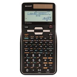 Sharp EL-W516TBSL Scientific Calculator, 16-Digit LCD