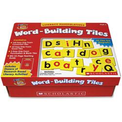 Scholastic Word-Building Tiles Set