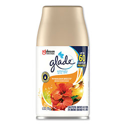 Glade Automatic Air Freshener, Hawaiian Breeze, 6.2 oz