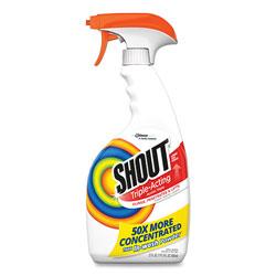 Shout Laundry Stain Treatment, 22 oz Spray Bottle, 8/Carton