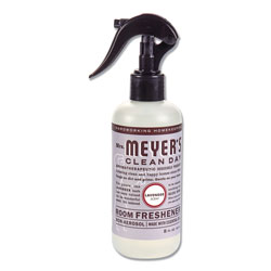 Mrs. Meyer's® Clean Day Room Freshener, Lavender, 8 oz, Non-Aerosol Spray, 6/Carton