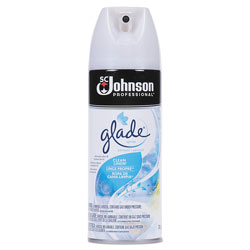 Glade Air Freshener, Clean Linen, 13.8 oz, 12/Carton