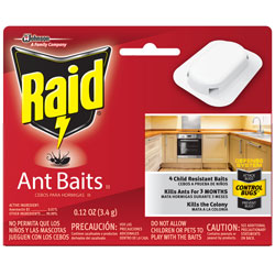 Raid Ant Baits Insecticide, 4/PK