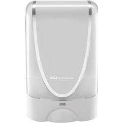 SC Johnson Dispenser, Touch Free, 1.2 Liter, 6-7/10 inWx4 inLx10-9/10 inH, We