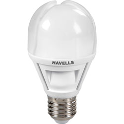 Havells LED Bulb, A19, 12W/60, Dimmable, 800 Lumens, White