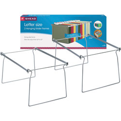 Smead Hanging File Folder Drawer Frames, Steel, Letter Size, 2/Pack
