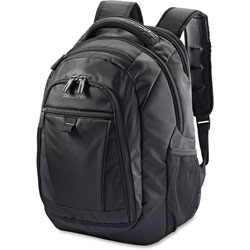 Samsonite Tectonic 2 Med Backpack, 12 in x 9 in x 17', Black