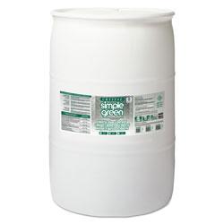 Simple Green Crystal Industrial Cleaner/Degreaser, 55gal Drum