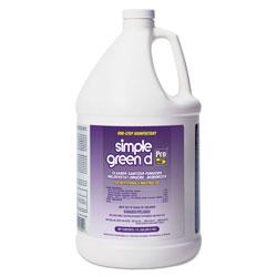 Simple Green d Pro 5 Disinfectant, 1 gal Bottle
