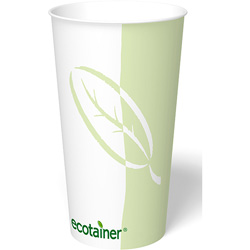 ecotainer Paper Hot Cup, 20 oz.