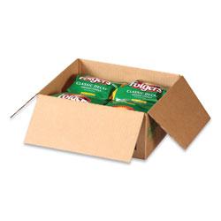 Folgers Coffee Filter Packs, Decaffeinated Classic Roast, 9/10oz, 40/Carton