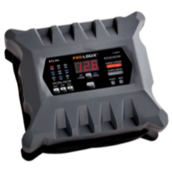 Solar 6/12V 20/10/2A Solar Pro-Logix Battery Charger