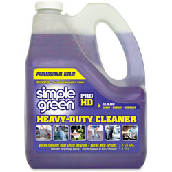 Simple Green Green Pro HD Cleaner, 1Gal., Clear