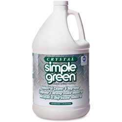 Simple Green Degreaser Cleaner, 1 Gallon Bottle, Crystals