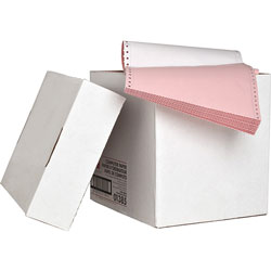"""Sparco Computer Paper, Multipart, 3 Parts, 9 1/2""""x11"""", WE/YW/Pack"""