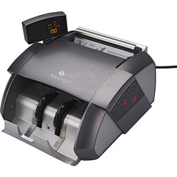 Sparco Automatic Bill Counter, LED Display, 10-3/5 inWx13 inLx7-9/10 inH