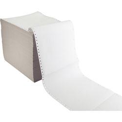 "Sparco Computer Paper, Plain, Crbnls, 2 Parts, 15 lb., 9 1/2""x11"""