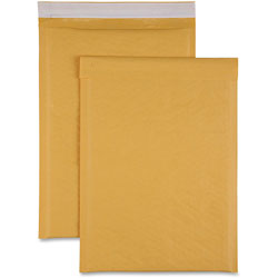 Sparco Cush 4 Bubble Mailer, 9-1/2 in x 14-1/2 in, 100/CT, KFT