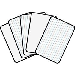 Sparco Lap Board, 8 in x 11 in, 24/BX, White