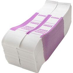 Sparco Bill Strap, $2000, White/Violet