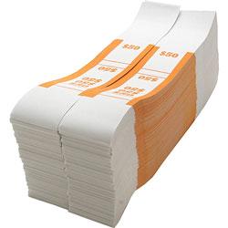 Sparco Bill Strap, $50, White/Orange