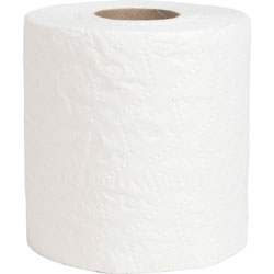 Private Brand Bath Tissue, 2-Ply, 400SH/RL, 4-1/2 in x 3-1/4 in, 96RL/CT, White