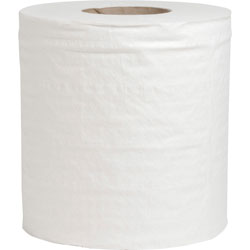 Private Brand Center Pulls Towels, Perf., 2-Ply, 7-3/5 in x 10 in, 6RL/CT, WE