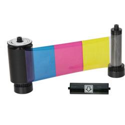 Sicurix Printer Ribbon, YMCKO, 2-3/10 inWx3 inLx4 inH, Multi
