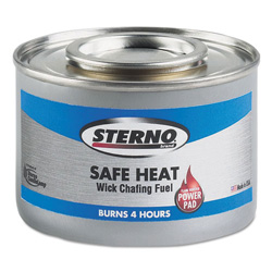 Sterno Safe Heat PowerPad, Ethylene Glycols, 240 g, Liquid
